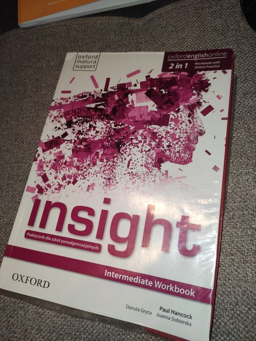 Ćwiczenia Insight Intermediate Nowy Sącz - image 1