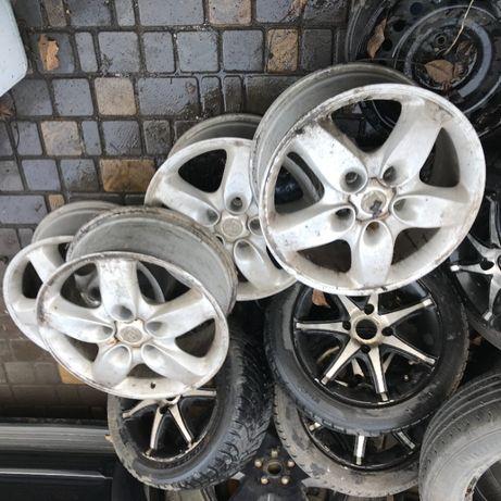 Диски Porsche Cayenne R 18 X 8 J X 5 , 4 шт