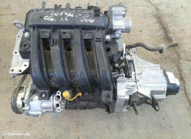 Motor Renault 1.2 16v D4F740