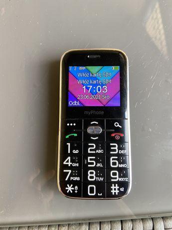 Telefon dla seniora stan idelany