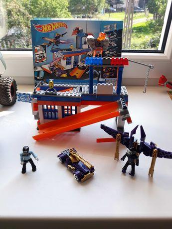 Komisariat Hot Wheels Lego