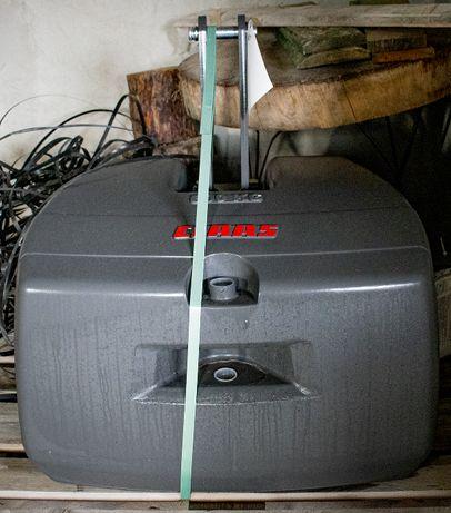 Obciążnik magnetyt CLAAS 800kg