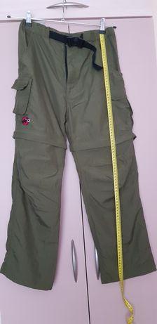 Spodnie trekkingowe MAMMUT odpinane nogawki 2 w 1