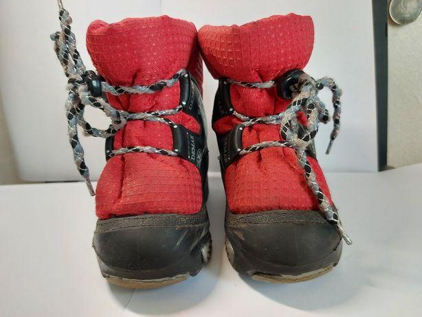 Теплі дитячі чобітки