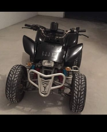 Vendo moto 4 como nova