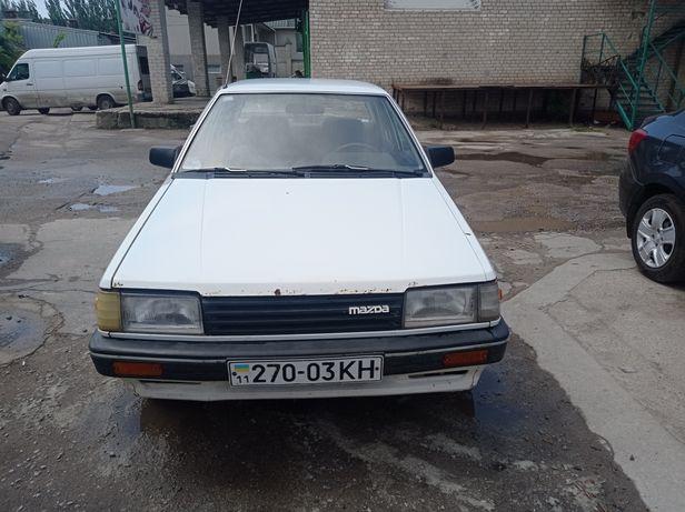 Mazda 323 бензин
