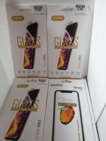 Pelicula de Vidro Temperado Para Smartphones
