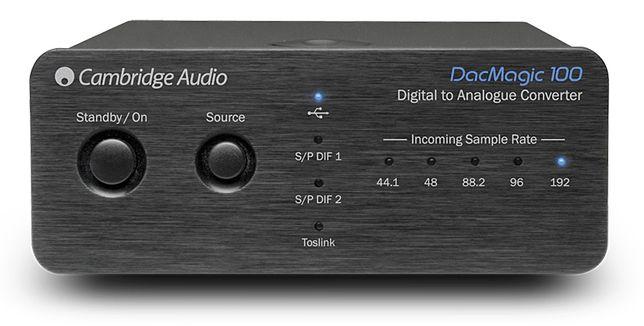 Cambridge Audio DACMAGIC 100 Przetwornik Cyfrowo-Analogowy 2 kolory