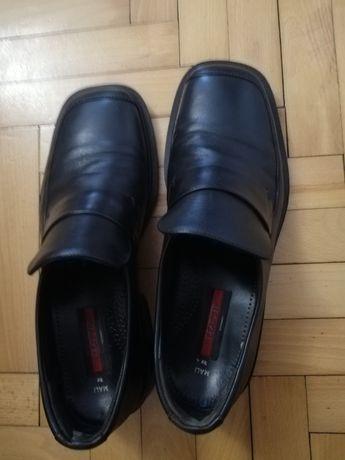 Buty skórzane męskie 44
