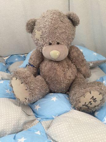 Мишка медвежонок мягкая игрушка Миша медведь me to you