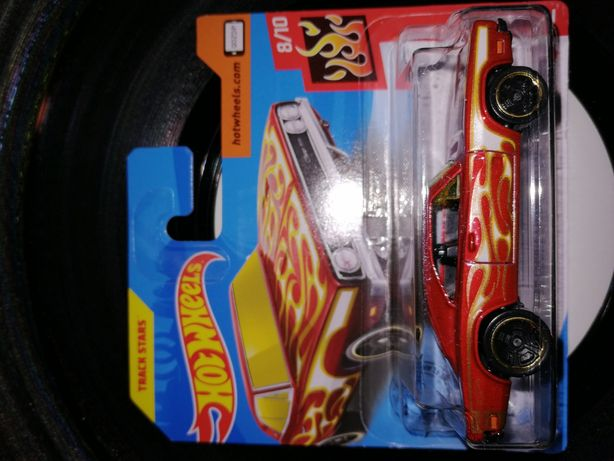 "Hotwheels ""69 dodge charger 500"