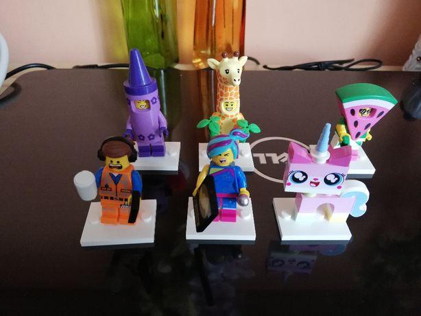 Lego Movie 2 Minifigurki