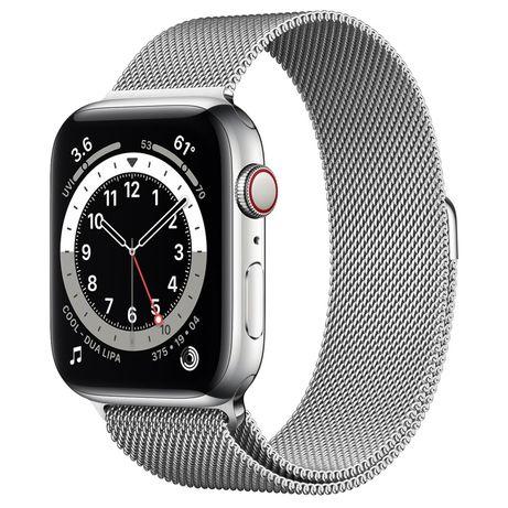 Apple iWatch 2 generacji chrom z bransoletką Milano - jak NOWY