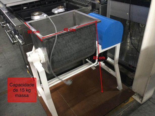 Amassadeira monofasica 15 kg de massa