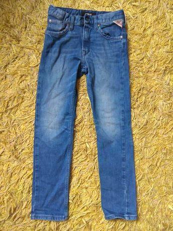Джинсы на мальчика узкачи штаны брюки джаггерсы Replay рост 128 см