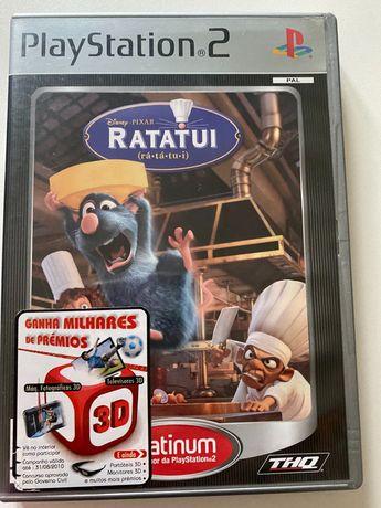 Jogo para PlayStation 2 Ratatui