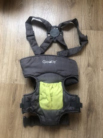 Рюкзак-кенгуру - Geoby
