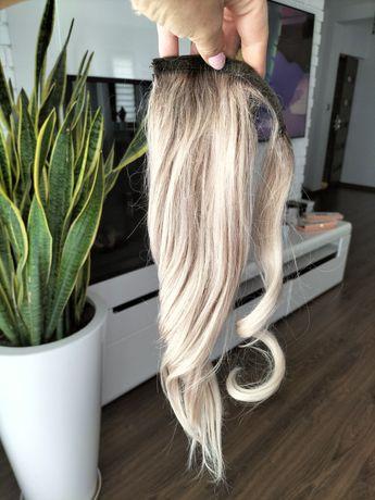 Kucyk z włosów naturalnych LYKO Sweden okazja