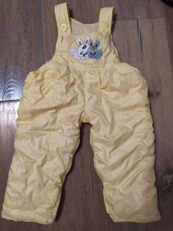 Spodnie zimowe dla dzieci