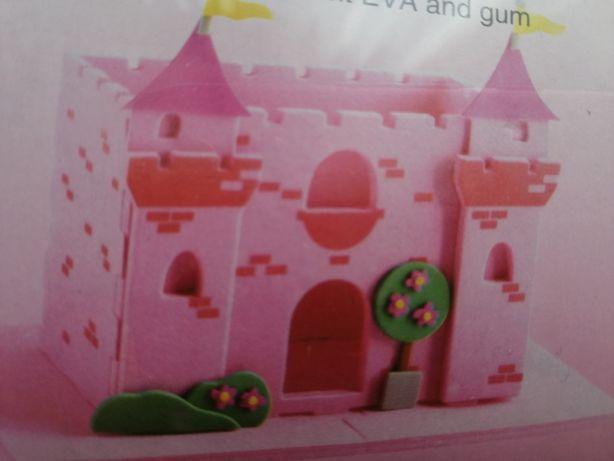 Замок Новий для Принцес Зроби Сам
