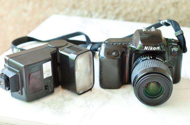Фотоапарат плівковий Nikon