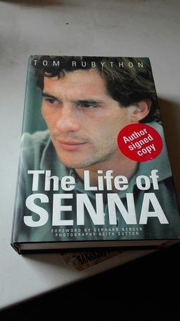 Livro Aírton Senna