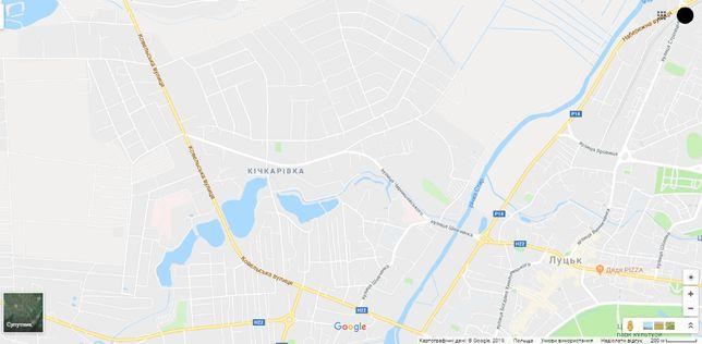 Земельна ділянка під забудову у Луцьку. Продам або обміняю на квартиру