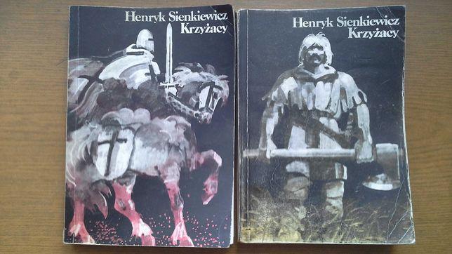 Krzyżacy tom 1,2 - Henryk Sienkiewicz