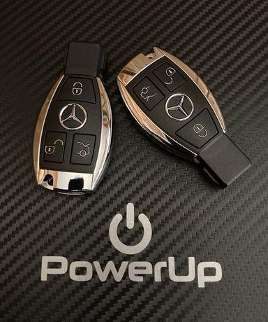 Chaves Mercedes codificadas