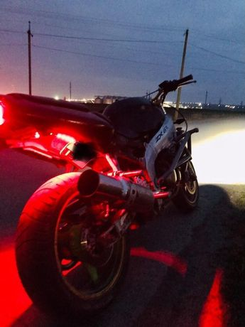 Мот Kawasaki ninja zx6r