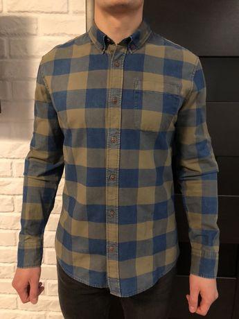 Рубашка мужская классическая в клетку Colin's