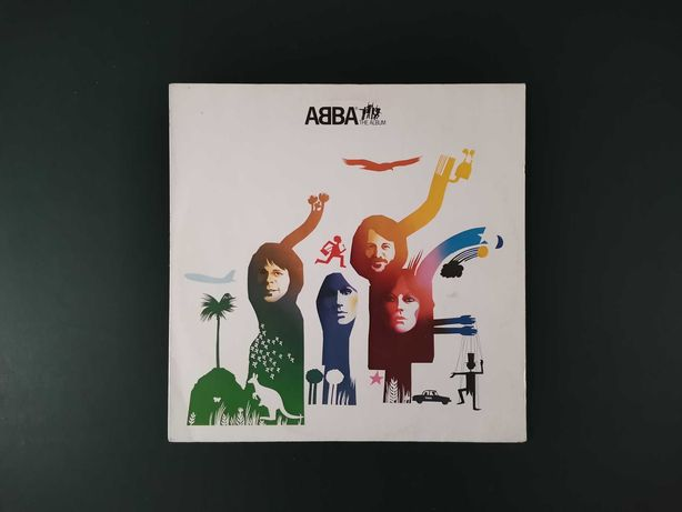 Abba the Album winyl