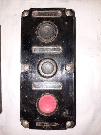 Пост кнопочный управления ПКЕ 222-3у2