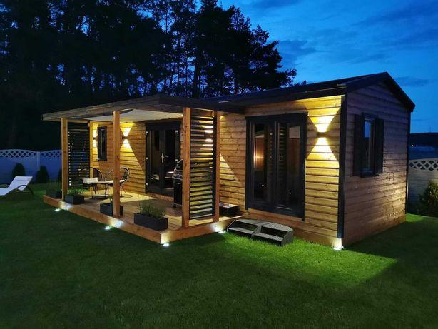 Eco Small House - Domek mobilny, modułowy całoroczny