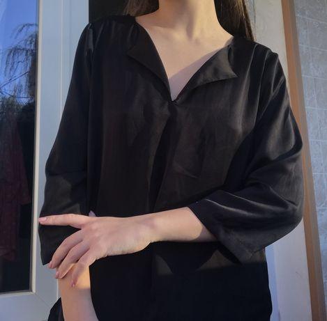 черная блузка база