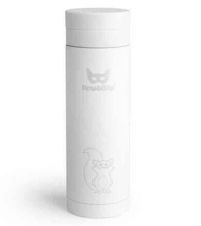 HEROBILITY termos HeroTermos 300 ml biały CUDOWNY NOWY super termosik