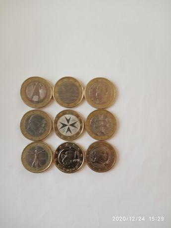 Набір монет Євросоюзу
