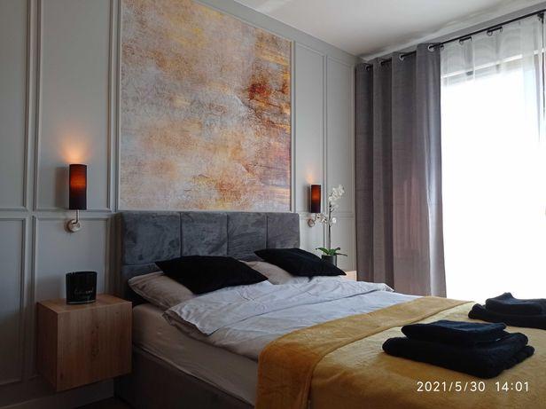 Apartament blisko morza z parkingiem - Brzeźno Molo Plaża Rowery