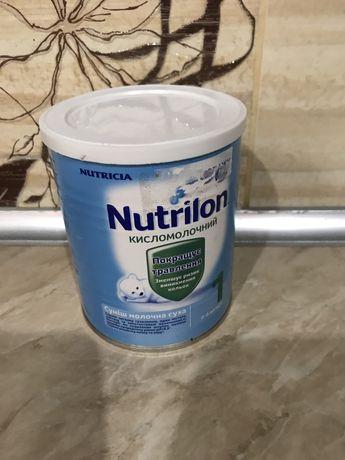 Нутрилон комфорт кисломолочный 1