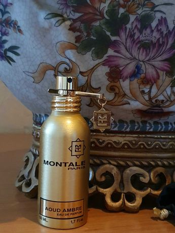 Парфюмированная вода Montale Aoud Ambre ristretto intense cafe/Монталь