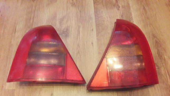 Klosze do świateł Renault Clio 2 (rocznik 2000)