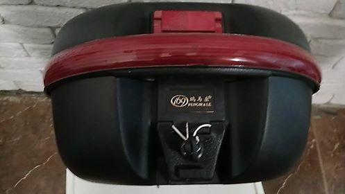 Кофр, кейс для скутера