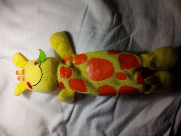 Мягкий пенал игрушка Жирафик