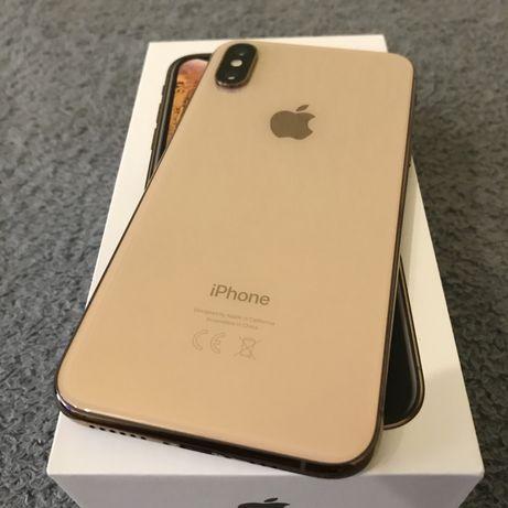 Магазин! iPhone XS 64gb Gold Neverlock! Гарантия! Обмен!
