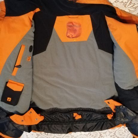 Kurtku narciarska i kombinezon XL