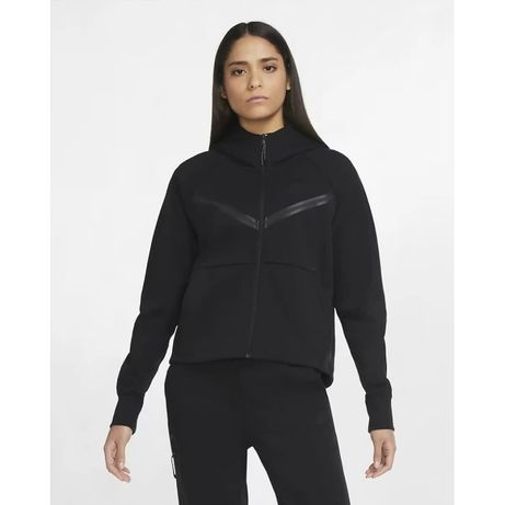 Женские толстовки Nike Tech fleece