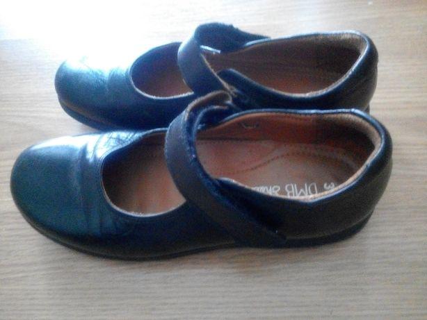 Sapato em pele colegial 37