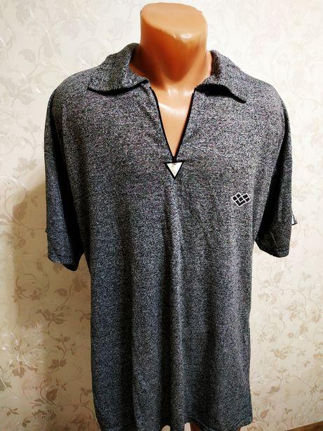 Мужская футболка 100% cotton