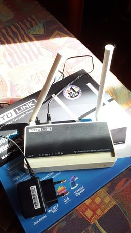 Роутер TOTO LINK  Wireless N Router N300RT