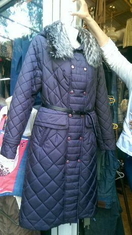 Новое зимнее пальто 46р